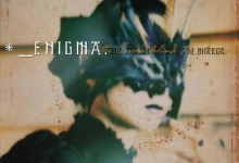 The screen behind the mirror. Enigma