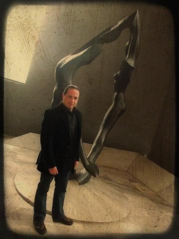 Javier Leal. Foto de Annie García